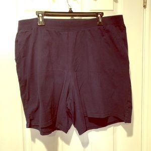Hanes Cotton Shorts. Size 18